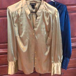 Bundle of two lane BRYANT women's blouses